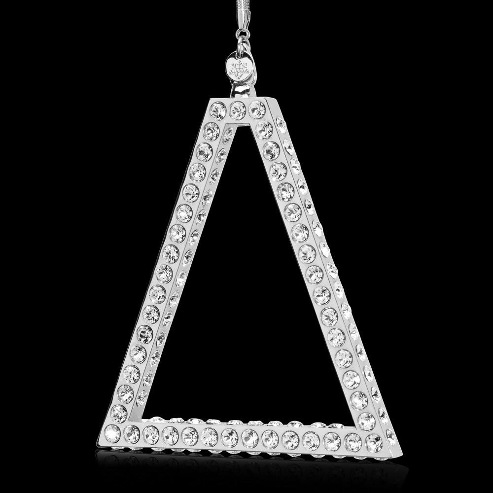 Pryamide Magnus Luxe - Rhodium