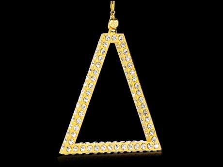 Pyramide Magnus Luxe 24k Gold