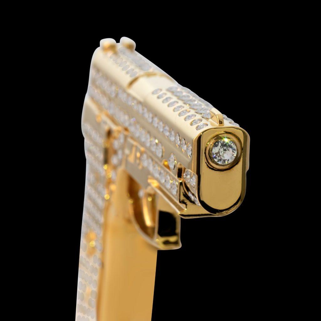 Golden Gun Crystamas