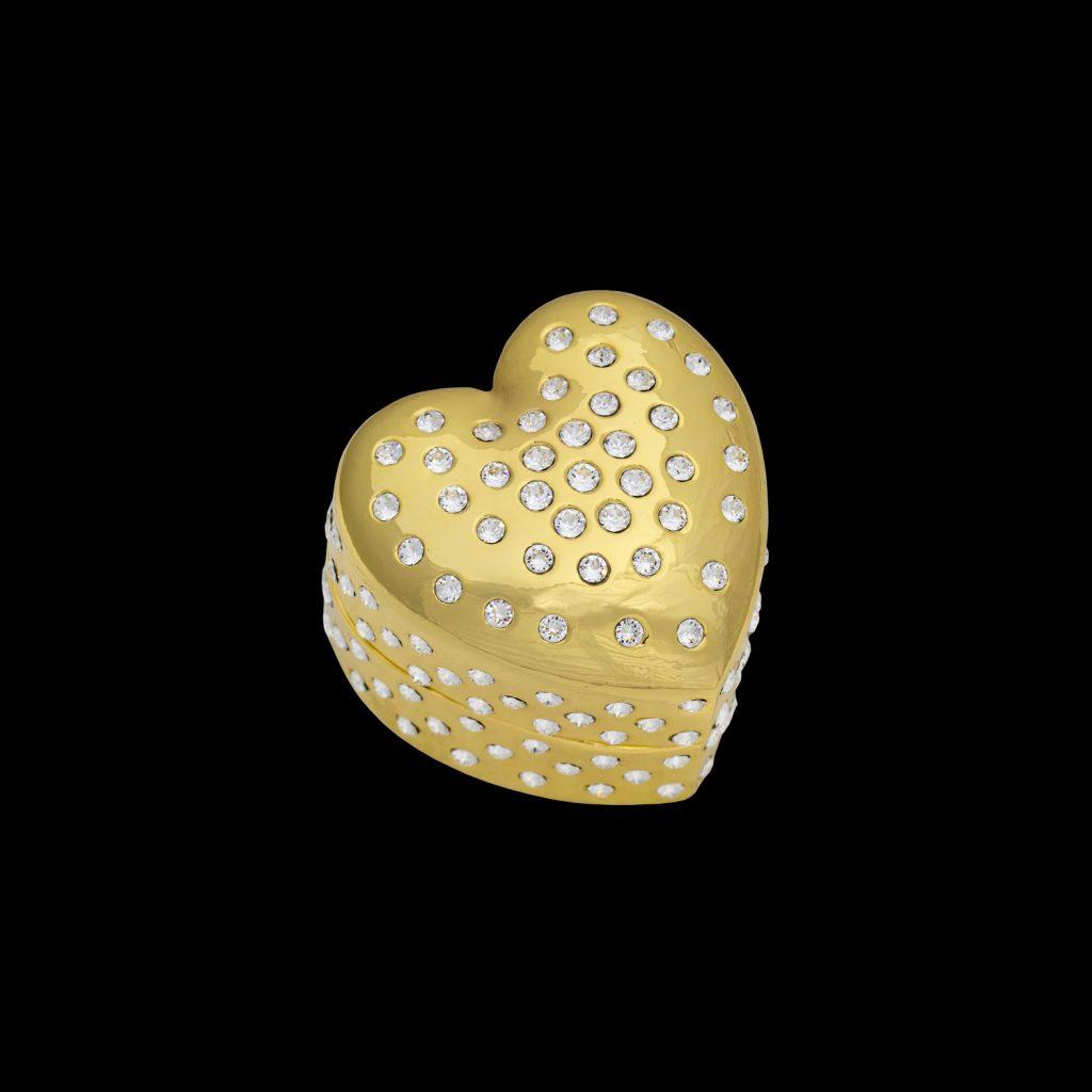 Sempre Amore gold Crystamas