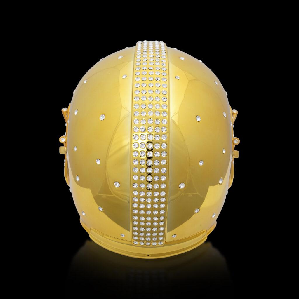 Helmet of Bling
